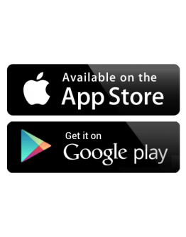 App your Eshop + Apple Store and Google play